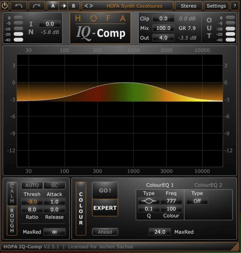 Hofa IQ-Comp