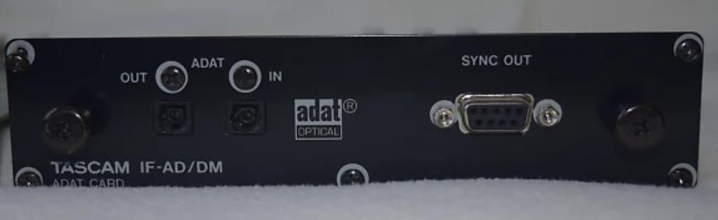 Tascam IF-ADM ADAT Card